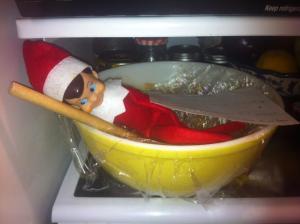 elf muffins