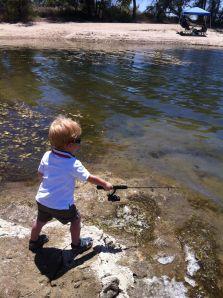 eric fishing